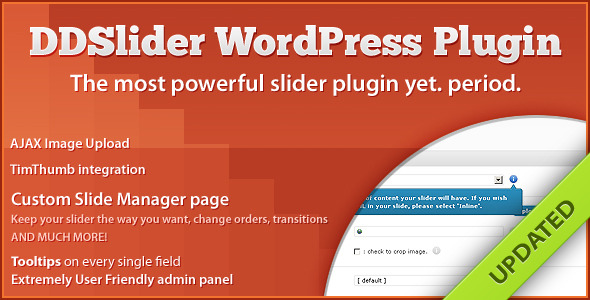 DDSliderWP wordpress content slider plugin