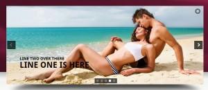 Wordpress banner rotator preview
