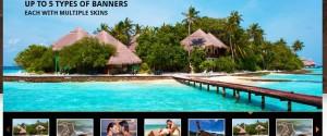 wordpress banner slider with thumbnails