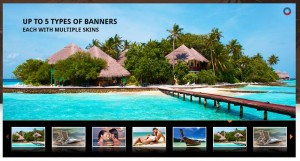 wordpress banner slider with thumbnails