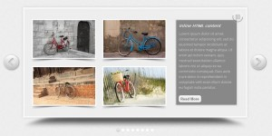 WP mixed content slider