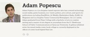 adam popescu bio
